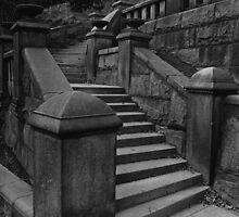 Stairs by vanStaffs