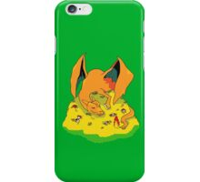 I am FIRE-type, I am DEATH! iPhone Case/Skin