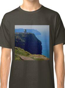 Ireland - Cliffs of Mohar Classic T-Shirt