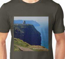 Ireland - Cliffs of Mohar Unisex T-Shirt