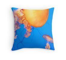 Pair Of Jellies Throw Pillow