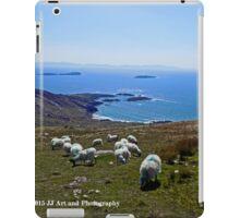 Ireland - Ring of Kerry Sheep iPad Case/Skin