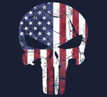 American Punisher 3.0  Kids Tee