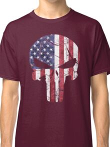 American Punisher 3.0  Classic T-Shirt