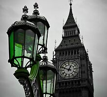 Green Light for Big Ben by DonDavisUK