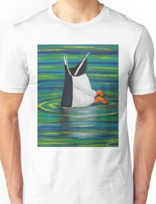 Diving Duck Unisex T-Shirt