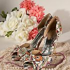 Floral Shoes by MQPhotography