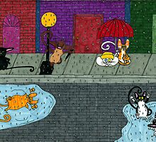 Singin' in the Rain by Melissa Connolly