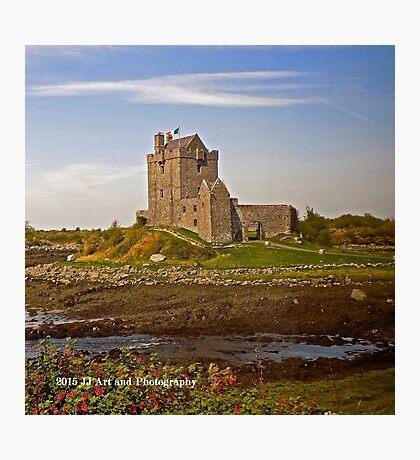 Ireland - Country Castle Photographic Print