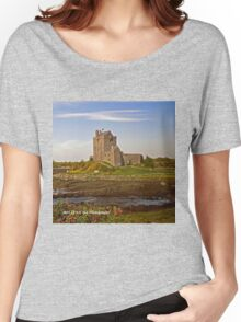 Ireland - Country Castle Women's Relaxed Fit T-Shirt
