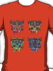 Techno Owls T-Shirt