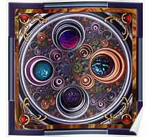 Circle Mandala Poster