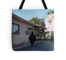 Sandman Motel Tote Bag