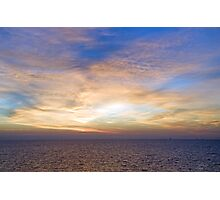 Sunrise over the Gulf of Mexico 5 Photographic Print