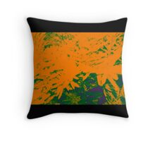 Dandy Day #2 Throw Pillow