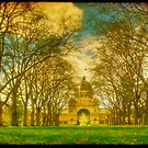 Royal Exhibition Building I by Mark Moskvitch