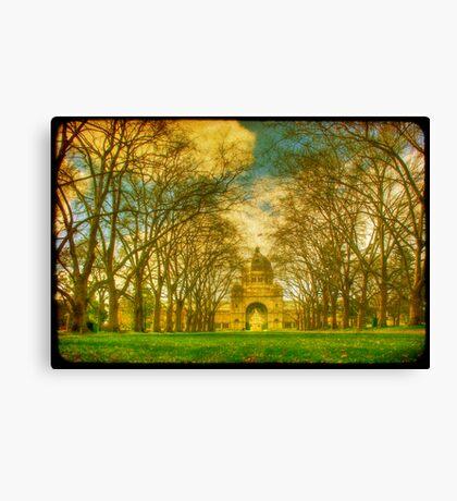 Royal Exhibition Building I Canvas Print