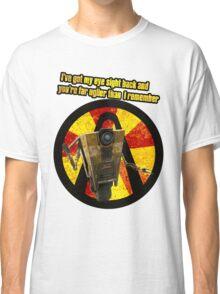 CLAPTRAP QUOTES Classic T-Shirt