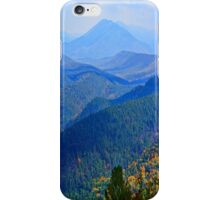 Oklahoma Hills Where I Was Born iPhone Case/Skin