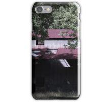 Barn at Owen's Mill iPhone Case/Skin