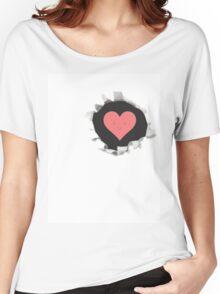 <3 Women's Relaxed Fit T-Shirt