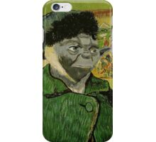 VanGoghDa iPhone Case/Skin