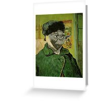VanGoghDa Greeting Card