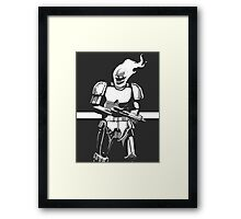 Ghost Rider Storm Trooper Framed Print