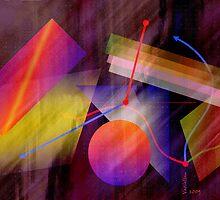 Emotional time travel machine by Vasile Stan
