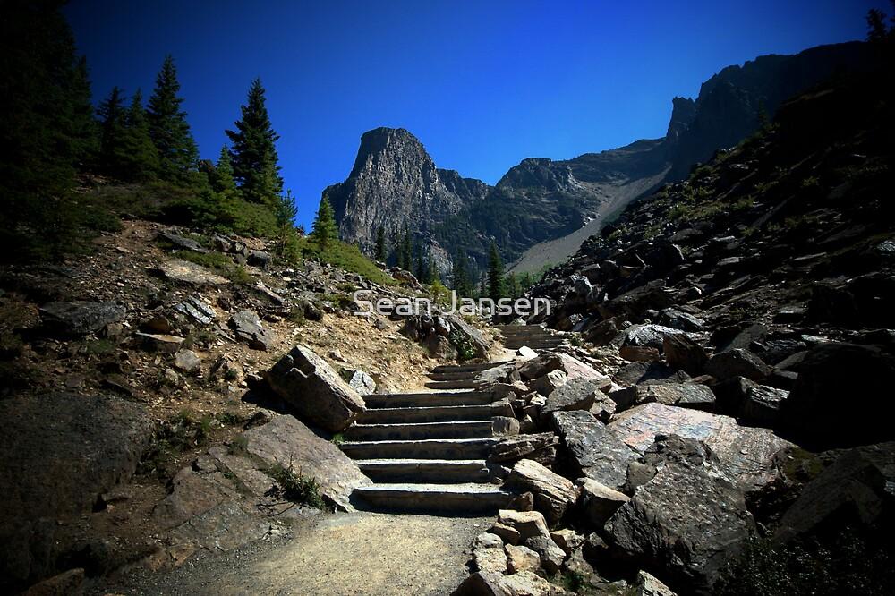 Stairway To Heaven by Sean Jansen