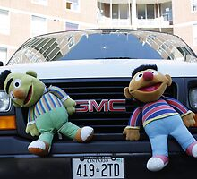 Bert and Ernie by PPPhotoArt
