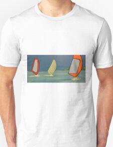 Windsurfers 2 Unisex T-Shirt