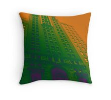 Intimidate Throw Pillow