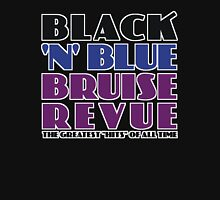 Black 'N' Blue Bruise Revue Womens Fitted T-Shirt