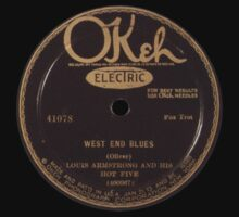 West End Blues by dogpossum