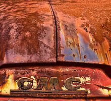 Rusted GMC Hood by sundawg7