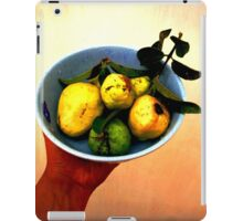 Guava Fruit iPad Case/Skin