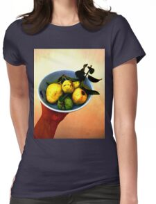 Guava Fruit Womens Fitted T-Shirt