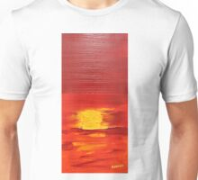 Ocean Sunrise Unisex T-Shirt