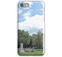 Tribute to Veterans iPhone Case/Skin
