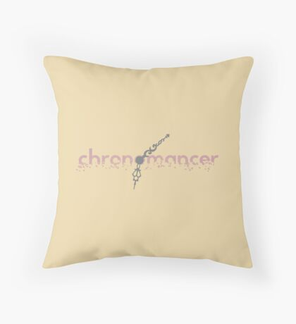 GW2 - Chronomancer Throw Pillow