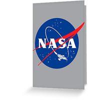 NASA LOGO SERENITY (FIREFLY) Greeting Card