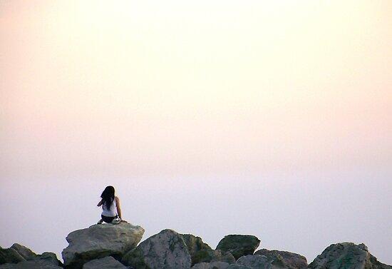 When I am alone by Sunil Bhardwaj