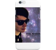 Dan Howell space design iPhone Case/Skin
