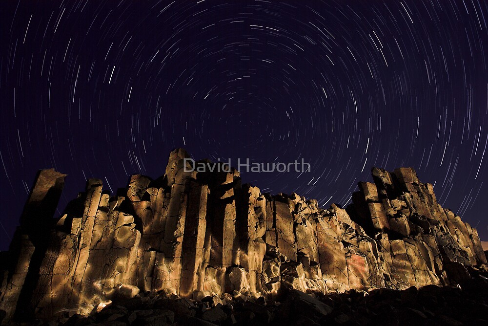Night at the Cathedral by David Haworth