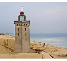 Rugbjerg Knude Lighthouse (DK) Photographic Print