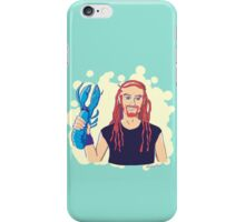 Pickles the Drummer iPhone Case/Skin