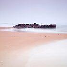 Feeling Zen on the Beach of Jiaonan, China by SeeOneSoul