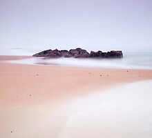 Feeling Zen on the Beach of Jiaonan, China by SeeOneSoul
