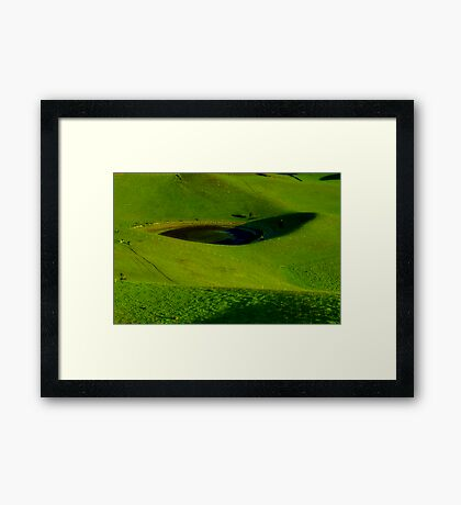 """Quiescent"" Framed Print"
